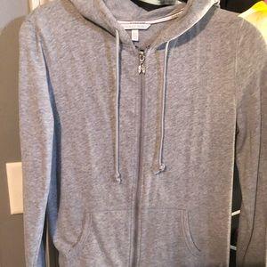 Victoria secret angels zip up hoodie